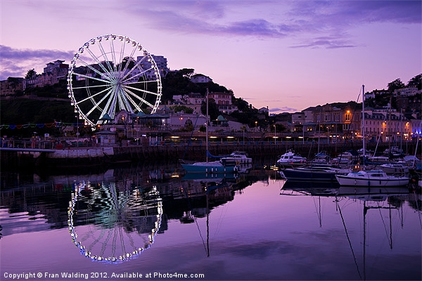The English Riviera Wheel