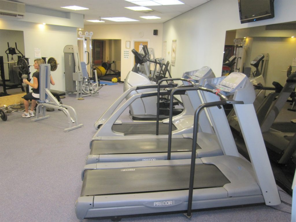 Oasis gym equipment