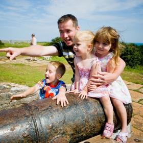 Family fun at Beverley Holidays