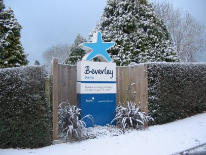 Christmas at Beverley Holidays