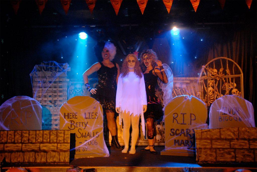 Halloween at Beverley Holidays