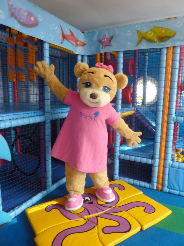 Beverley Bear soft play