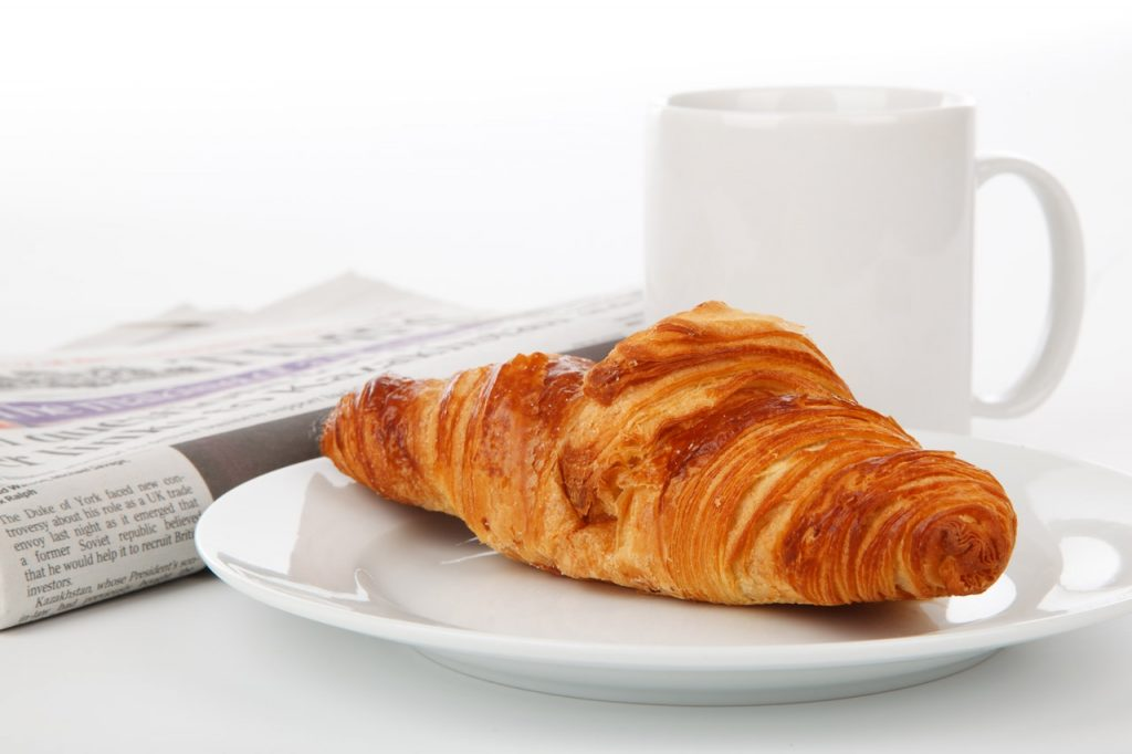 Continetal breakfast
