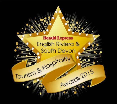 English Riviera & South Devon Tourism awards 2015