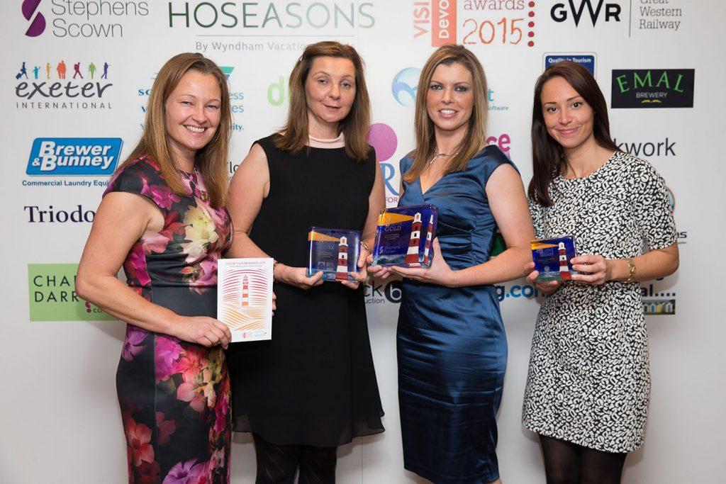 Devon Tourism Award