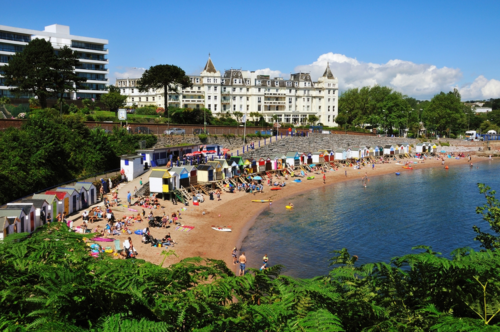 Torquay Beach Abbey Sands