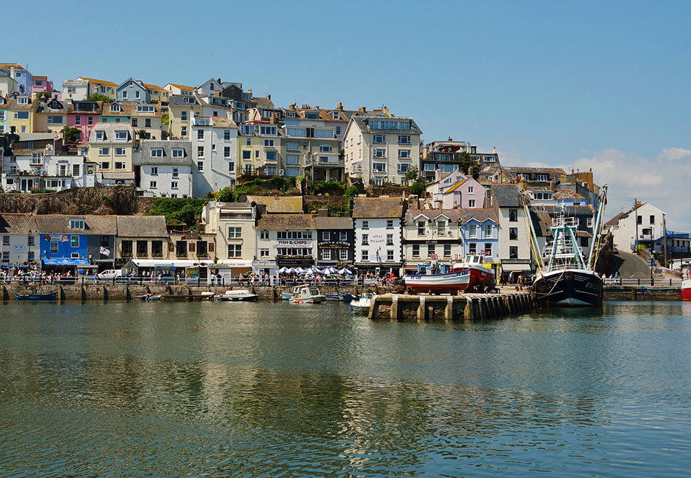 Brixham Inner Harbour