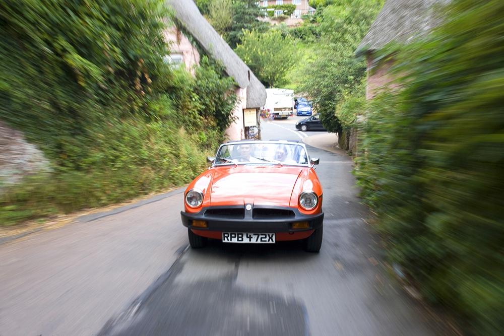 Riviera Classic Car Show