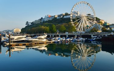 Torquay Harbour Wheel
