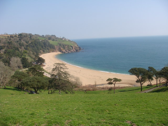 Devon beach outlook