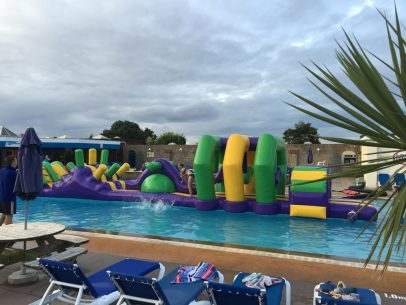Giant inflatables