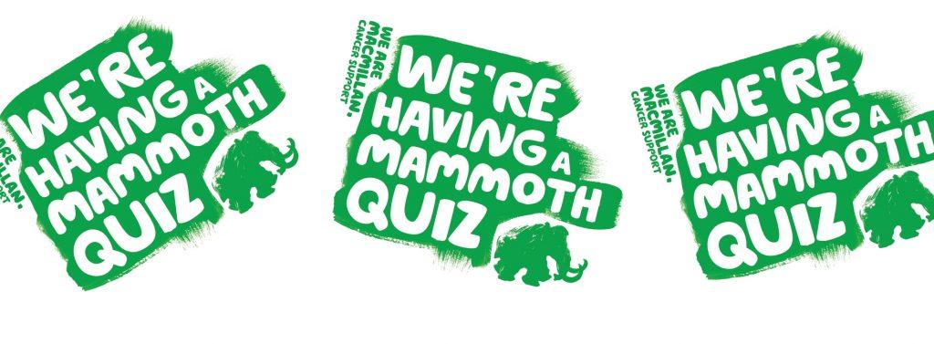 Mammoth Quiz