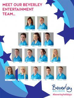 Meet the team board