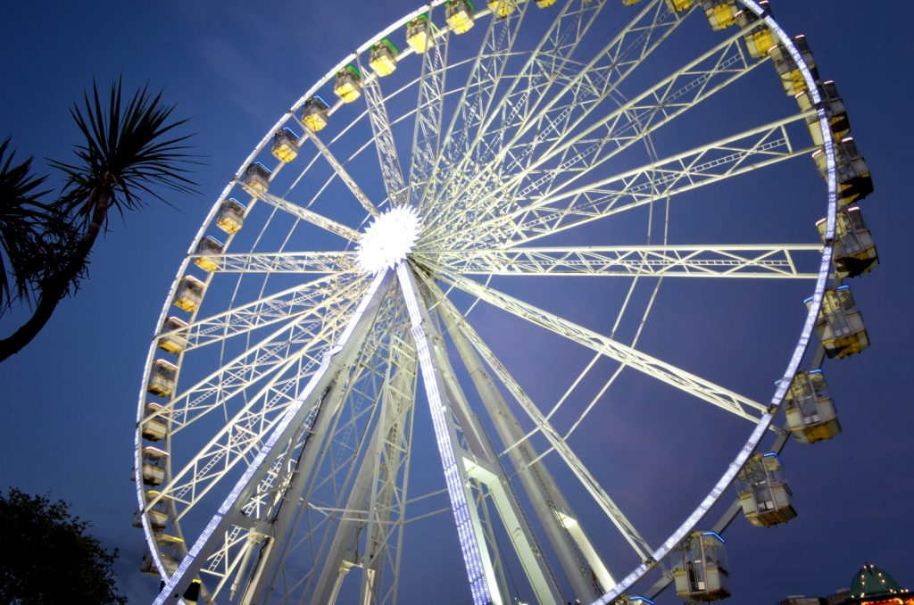 English Riveria Wheel