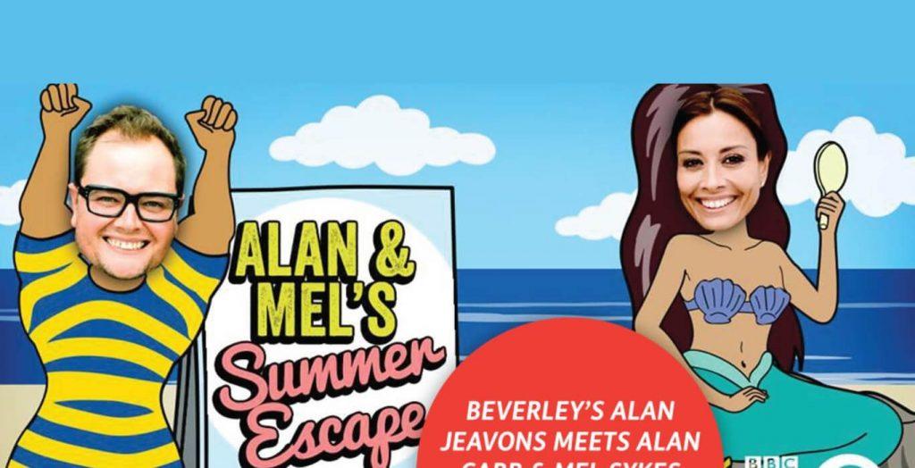 Alan and Mel