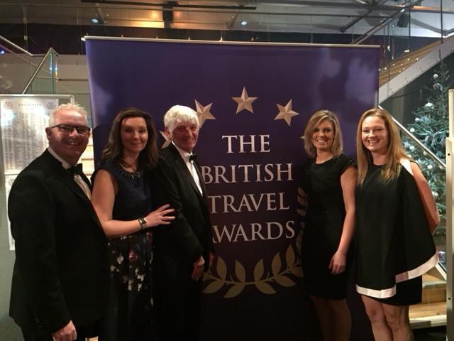 British Travel Awards - Beverley