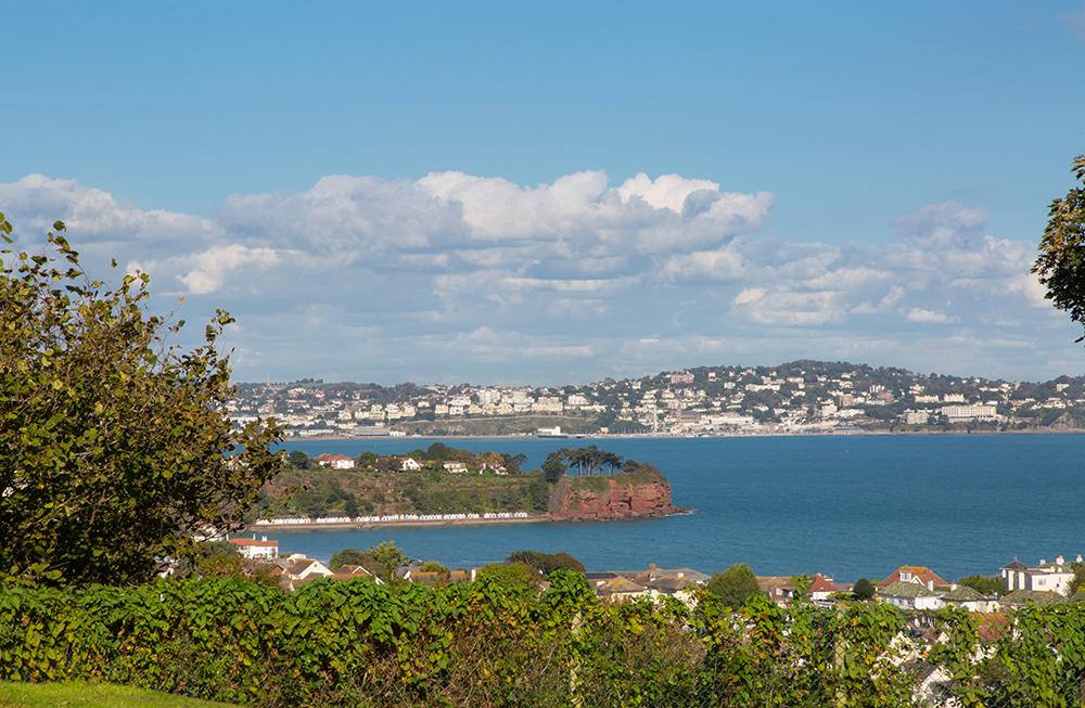 Devon sea view