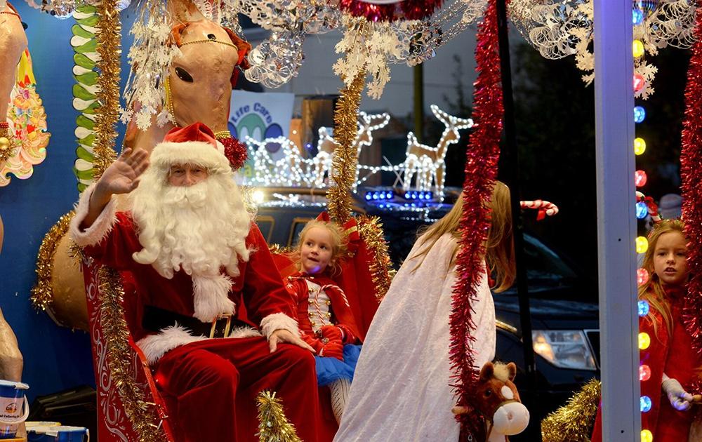 Torquay Christmas Carnival