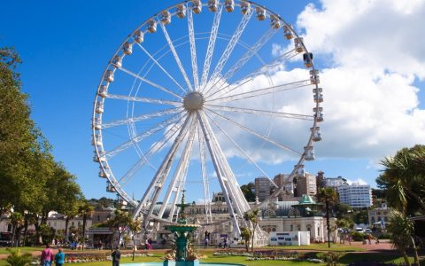 English Riviera Wheel