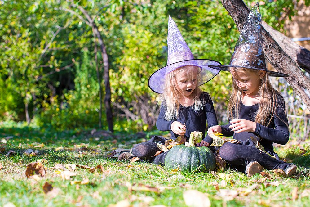 Cockington Halloween and Day