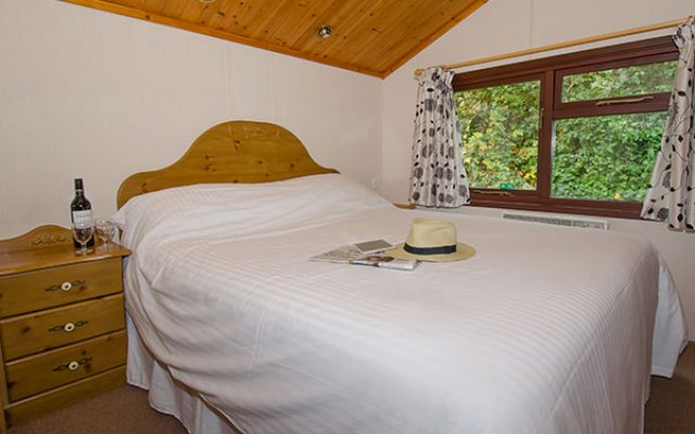 Comfort Lodge Bedroom