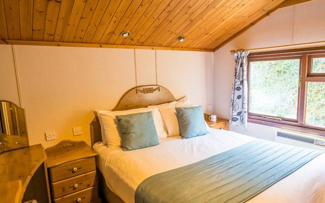 Comfort Lodge - Bedroom