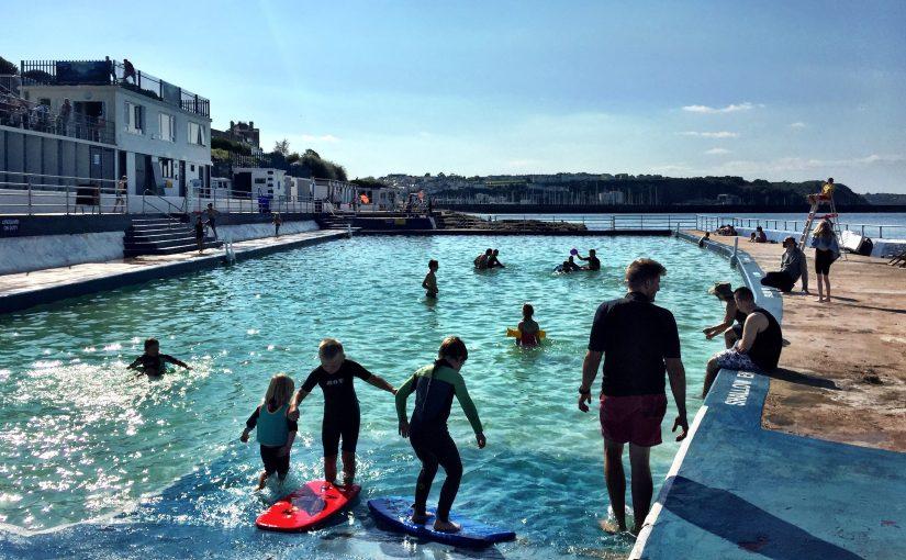 Shoalstone Pool fun