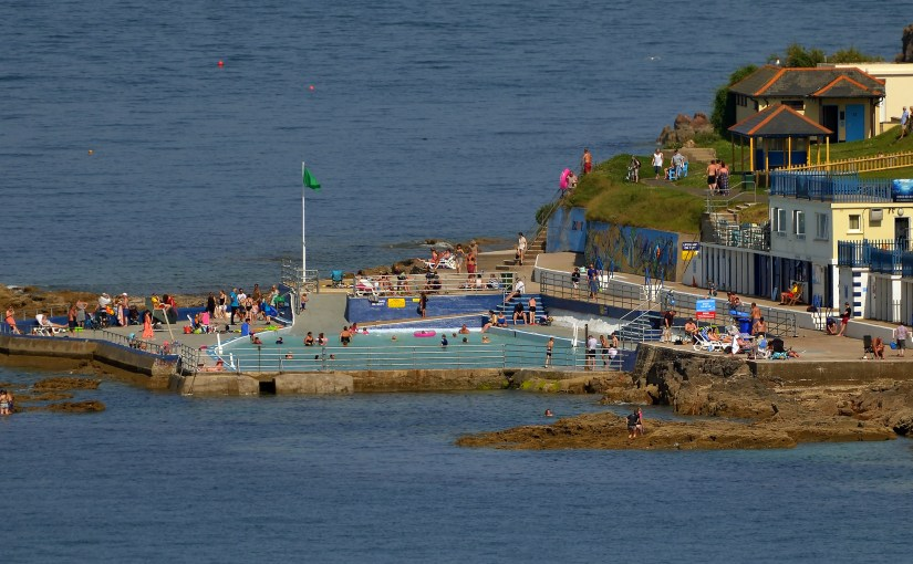 Shoalstone Pool view