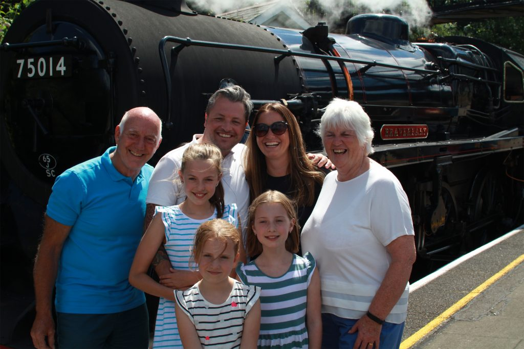 dartmouth-steam-railway-family