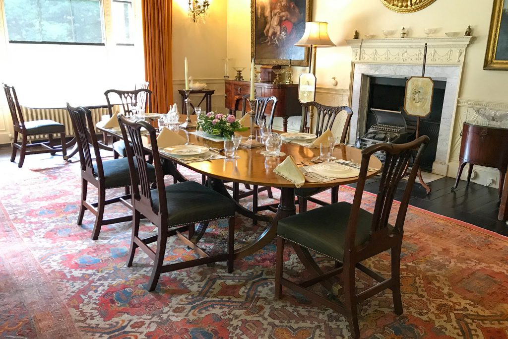 Greenway House - Dining Room