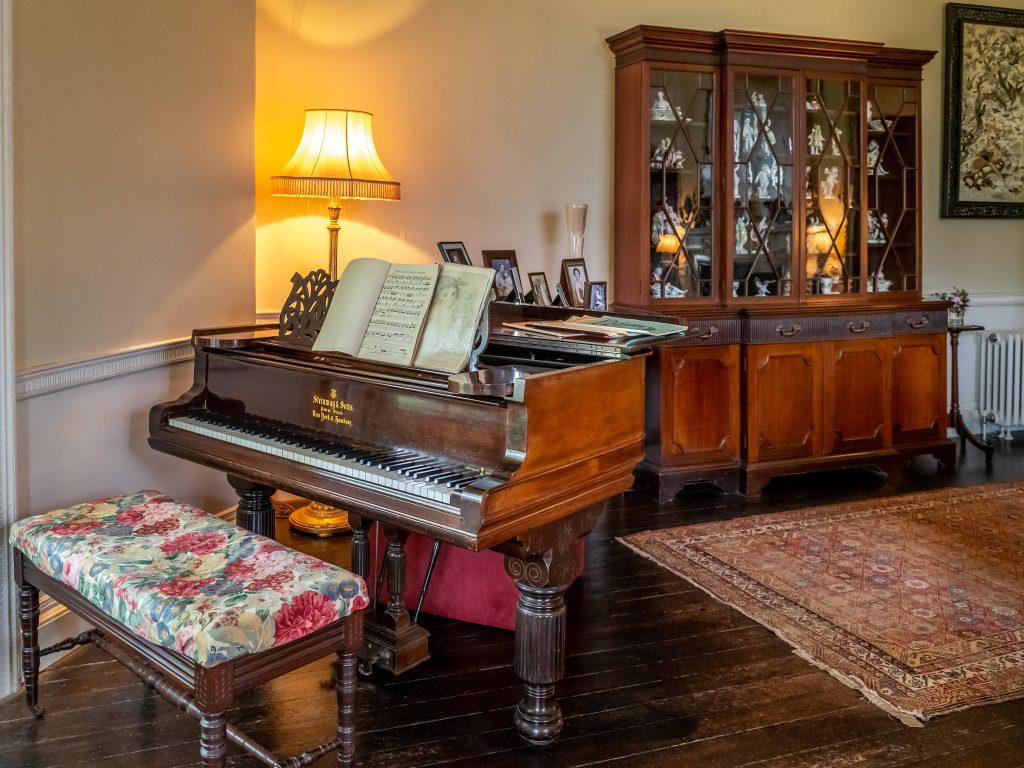 Greenway House - Piano