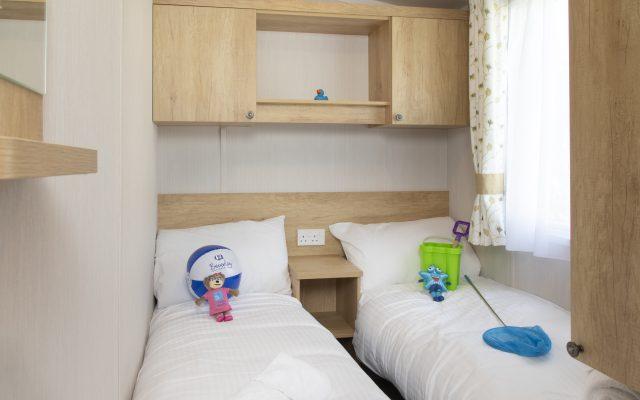 Platinum Twin Bed