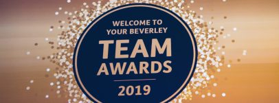 Beverley team awards