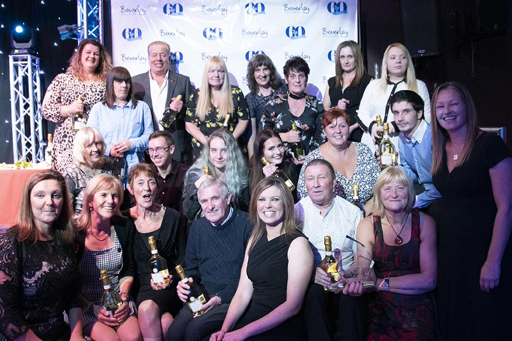 Beverley team awards